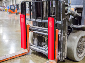 Fork-Kushion® Lift Truck Bumpers