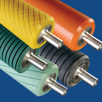 Full range of Industrial Roller Coverings