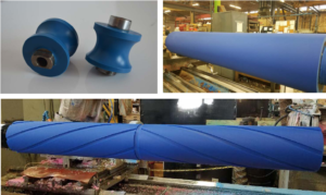 fda urethane conveyor sleeves and components